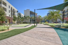 Outdoor Recreation Spaces at Boardwalk by Windsor, 92647, CA