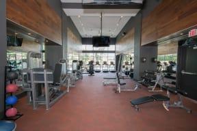24-Hour Fitness Center at Morningside Atlanta by Windsor, Atlanta, Georgia