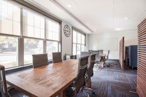 Carpeted Conference Room at Jack Flats by Windsor, Melrose, Massachusetts