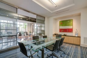 Executive Conference Room at Crescent at Fells Point by Windsor, 21231, MD
