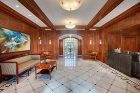24-Hour Concierge Service at The Woodley, Washington, DC