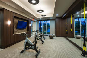 Spin Bikes and On-demand Fitness at Windsor at West University, 2630 Bissonnet Street, Houston