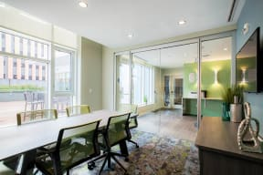 Conference Room at Waterside Place by Windsor, Boston, MA