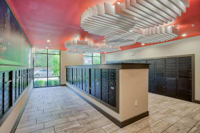 24 Hour Package Lockers at Windsor by the Galleria, Dallas, TX