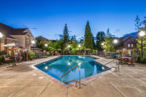 Club 1201 Access with Pool and Hot Tub at Platform 14, Hillsboro, OR