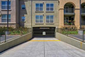 Direct-Access Parking Garage at Villa Montanaro,203 Coggins Drive Pleasant Hill, CA 94523