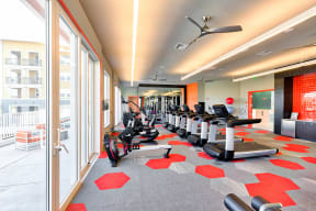 On-demand fitness classes at Blu Harbor by Windsor, Redwood City, 94063