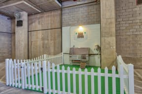 Pet-Friendly Community with Dog Wash Station at Glass House by Windsor, 2728 McKinnon Street, TX