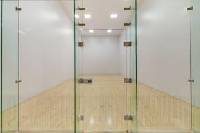 Racquetball Court at Platform 14, Hillsboro, 97124