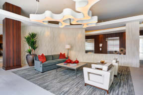 Welcoming Lobby at South Park by Windsor, California, 90015