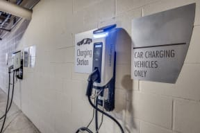 Electric Vehicle Charging Stations at Windsor at West University, 77005, TX