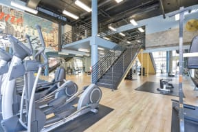 24-Hour Fitness Center at Allegro at Jack London Square, 240 3rd Street, Oakland