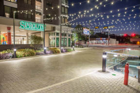 Surrounded by On-Site Retail at Morningside Atlanta by Windsor, 1845 Piedmont Ave NE, GA