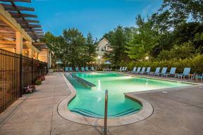 Resort-Style Pool at Windsor at Oak Grove, 02176, MA
