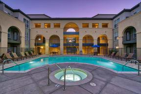 Invigorating Pools at Villa Montanaro, 94523