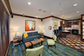 Beautifully Remodeled Clubhouse at Windsor Lofts at Universal City, 91604, CA