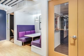 Shared conference spaces at Malden Station by Windsor, 250 W Santa Fe Ave, Fullerton