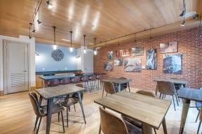 Posh Resident Lounge at Jack Flats by Windsor, Melrose, 02176
