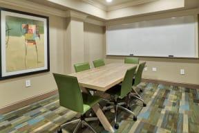 Resident Conference Room at Windsor Lofts at Universal City, 4055 Lankershim Blvd., Studio City