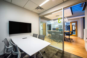 Business Centers with High Speed Internet at Malden Station by Windsor, 250 W Santa Fe Ave, California