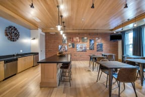 Clubhouse With Full Kitchen at Jack Flats by Windsor, Massachusetts, 02176