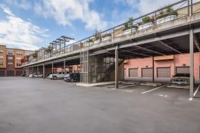 Abundant Parking Options at Platform 14, 1030 NE Orenco Station Pkwy, OR