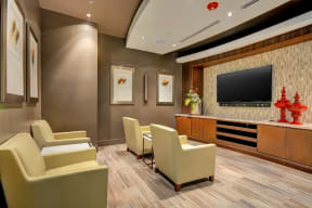 Movie Theater/Screening Room at South Park by Windsor, 939 South Hill Street, Los Angeles