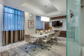 Conference Room at Windsor at West University, 2630 Bissonnet Street, TX