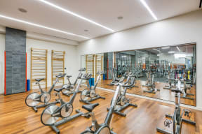 World Class Athletic Club and Spa at The Aldyn, 60 Riverside Blvd., New York