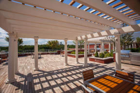 Pool With Large Sundeck And Wi-Fi at The Woodley, 2700 Woodley Road, NW, Washington, District of Columbia