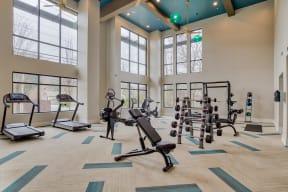 World-Class Fitness Center at Windsor Old Fourth Ward, 608 Ralph McGill Blvd NE, GA