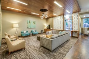Well-Appointed Leasing Office at Platform 14, Hillsboro, 97124