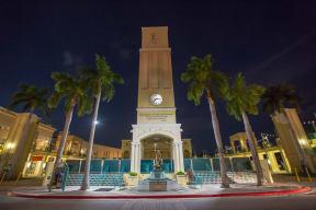 Michael & Madelyn Savarick Tower Clock near Allure by Windsor, 6750 Congress Avenue, Boca Raton