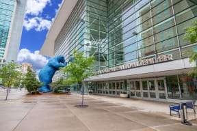 Denver Convention Center is Nearby at The Manhattan, Colorado, 80202