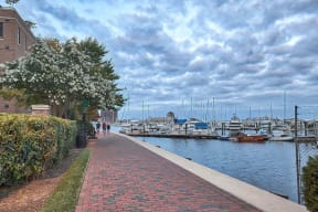 Baltimore's Waterfront near Crescent at Fells Point by Windsor, 951 Fell Street, MD
