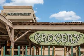 Plentiful Grocery Options around Boardwalk by Windsor, Huntington Beach, California