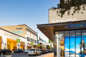 The Shops at Legacy near Metro West, Plano, 75024