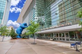 Convention Center near Platt Park by Windsor, Denver