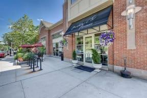 Famous Bobby C's Restaurant is Nearby at Windsor at Oak Grove, Massachusetts, 02176