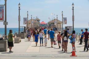 Gorgeous Huntington Beach Pier near Boardwalk by Windsor, 7461 Edinger Ave., CA