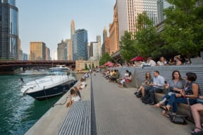 Enjoy Life in River North at Flair Tower, Chicago, 60654