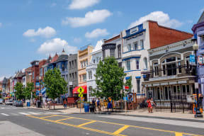 Convenient Location Near Shopping, Dining And Entertainment at The Woodley, Washington, DC