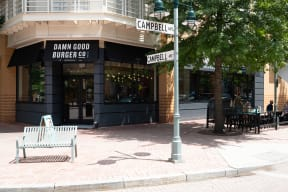 A variety of dining choices near IO Piazza by Windsor, Arlington, 22206