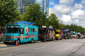 Fantastic Food Trucks near Windsor West Lemmon, Dallas, 75209