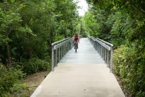 3.5-Mile Katy Trail near The Monterey by Windsor, 3930 McKinney Avenue, TX