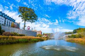 Minutes to Beautiful Historic Fourth Ward Park at Windsor Old Fourth Ward, 608 Ralph McGill Blvd NE, GA