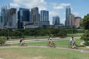 Easy Access To Austin's premier destinations from Windsor Oak Hill, Austin, TX