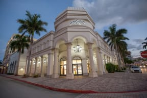 Lord and Taylor at Mizner Park near Allure by Windsor, Boca Raton, Florida
