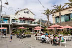 Pacific City Shopping near Boardwalk by Windsor, Huntington Beach, CA