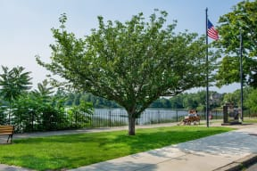 Be Surrounded by Nature at Windsor at Oak Grove, Melrose, Massachusetts